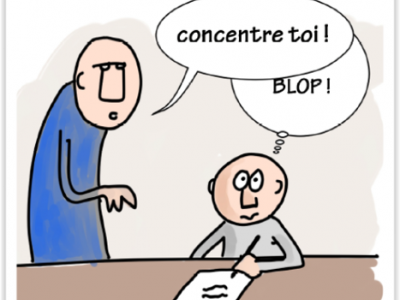 concentre toi !